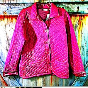 💗💗 white stag large puffer jacket 💗💗
